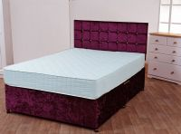 Reflex 1800 Mattress with Duo Comfort Zones